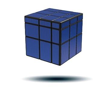 Cubo 3x3x3 mirror Qiyi velocidad speed cube Level25