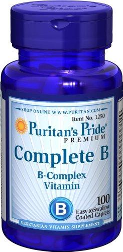 Puritan's Pride Nutrition Vitamins - 5