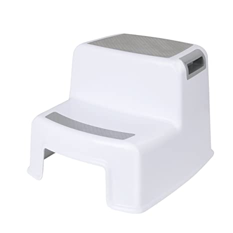 Pleasing Roychamp Step Stool Dual Height Two Step Anti Slip Children Step Up Stool With Safety Material For Toddlers Kids And Adults For Potty Training Pabps2019 Chair Design Images Pabps2019Com