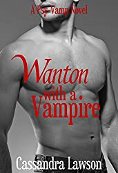 Wanton with a Vampire (Psy-Vamp Book 5)