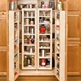 Rev-A-Shelf 51-in Wood Swing Out Pantry Kit
