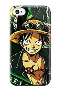 JYEJZMF70zEnVA Case Cover 5bwall0015d Anime S One Pi1 Iphone 4/4s Protective Case