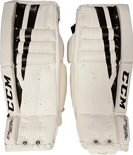 Youth Hockey Goalie Leg Pads (CCM Extreme Flex II 760 Hockey Goalie Leg Pads)