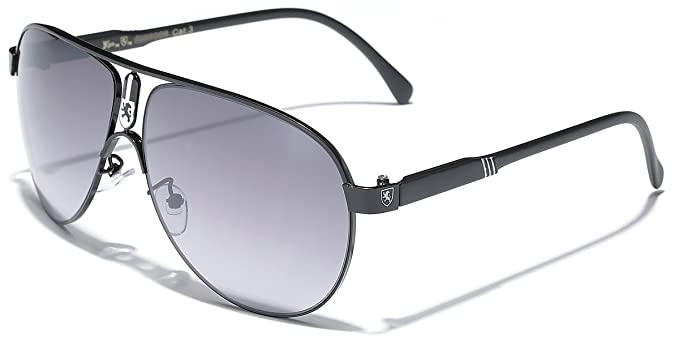 51f2e373b Amazon.com: Classic Men's Women's Aviator Sunglasses Retro Vintage Pilot  Glasses: Clothing