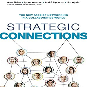 Strategic Connections Hörbuch