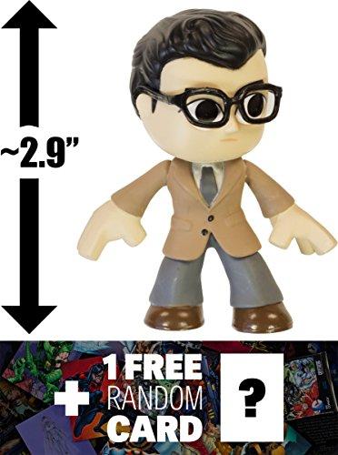 Clark Kent: ~2.9