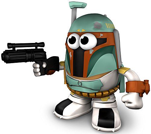 - Mr. Potato Head Star Wars Poptaters Boba Fett