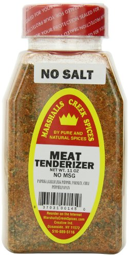 Marshalls Creek Spices Meat Tenderizer product image