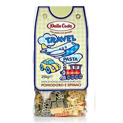 Dalla Costa, Travel Pasta, 250 g (Pack of 1 bag) / Beststore by KK
