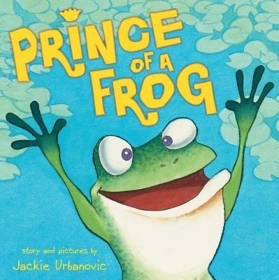 Prince Frog Jackie Urbanovic