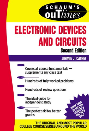 Other Communication Devices - Schaum's Outline of Electronic Devices and Circuits, Second Edition (Schaum's Outlines)