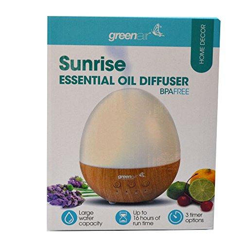Greenair Sunrise Diffuser Aromatherapy, 1.1