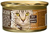 PetGuard Beef & Barley Dinner Canned Cat Food - 3 ...