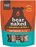 Bear Naked Dark Chocolate Sea Salt Bites, 7.2 Ounce