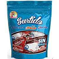 Surtidode dulces Las Sevillanas sin azucar 45 piezas