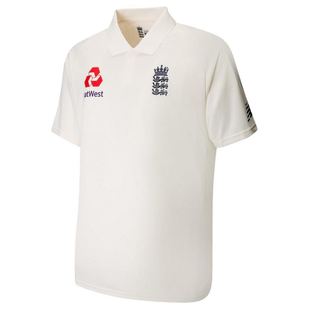New Balance ECB Test Men s Replica Shirt  Amazon.co.uk  Clothing b446a70541bc