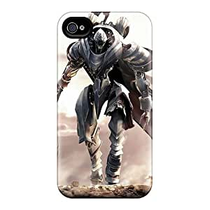 Awesome Case Cover/iphone 4/4s Defender Case Cover(axe Mech)