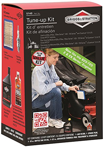 Mower Kit (Briggs & Stratton 5140B Lawn Mower Tune-Up Kit)