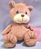 "Precious Moments Tender Tails 6"" Plush Bear"