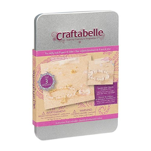 Craftabelle Sparkle Charm Creation Jewelry