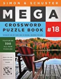 Simon & Schuster Mega Crossword Puzzle Book #18 (S&S Mega Crossword Puzzles)