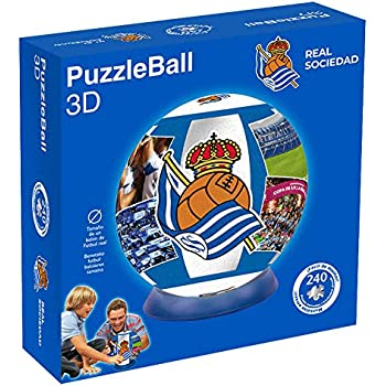 Eleven Force Puzzleball Real Soc...
