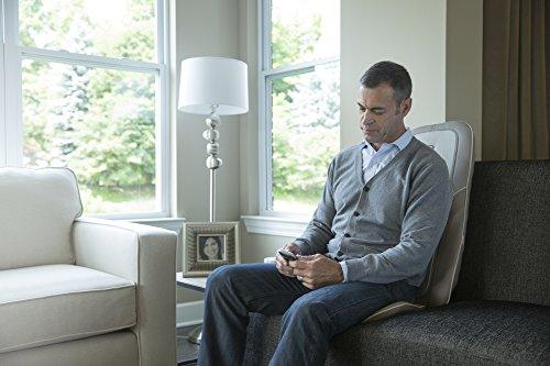 031262065018 - HoMedics MCS-750H Quad Shiatsu Massage Cushion with Heat carousel main 7
