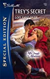 Trey's Secret, Lois Faye Dyer, 0373248237