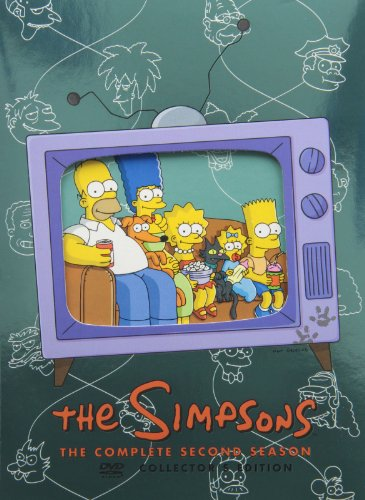 Simpsons Season 2 product image