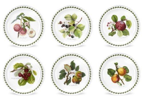 Portmeirion Pomona - 10 Dinner Plate Set Of 6 by Portmeirion