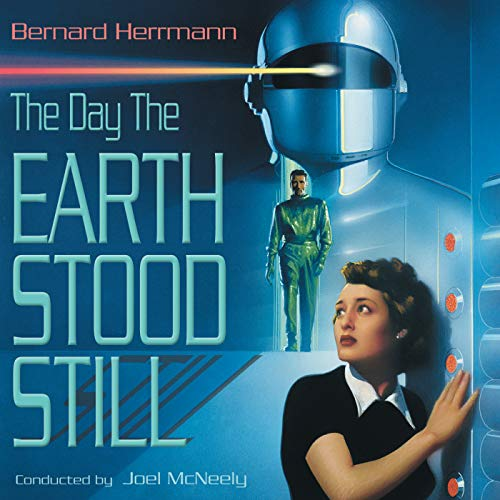 The Day The Earth Stood Still (Original Motion Picture Soundtrack) (The Day The Earth Stood Still Soundtrack)