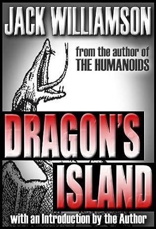 book cover of Dragon\'s Island