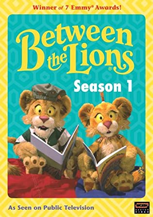 Amazoncom Between The Lions Season 1 Kathryn Mullen Movies Tv