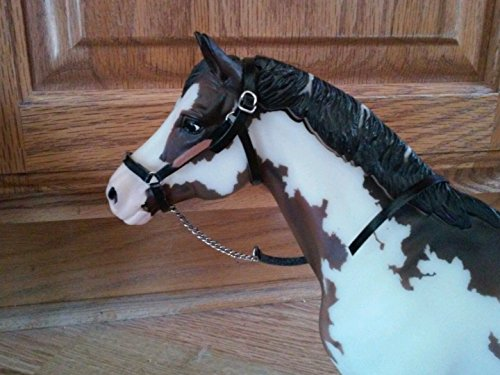 Breyer horse custom south western halter and lead