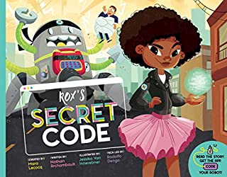 Book Cover: Rox's Secret Code