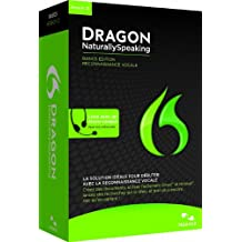 Dragon NaturallySpeaking Basics 12, French