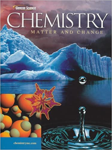 Amazon.com: Glencoe Chemistry: Matter and Change, Student Edition ...