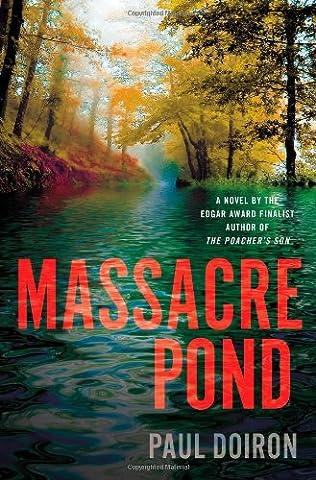 book cover of Massacre Pond