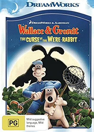 Amazon.com: Wallace and Gromit: The Curse of the Were-Rabbit ...