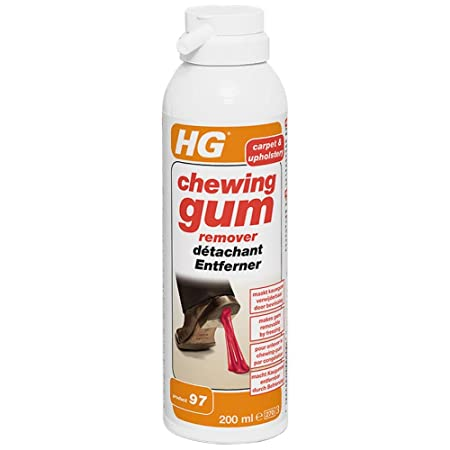 HG Chewing Gum Remover 200ml A Which Effectively Removes From
