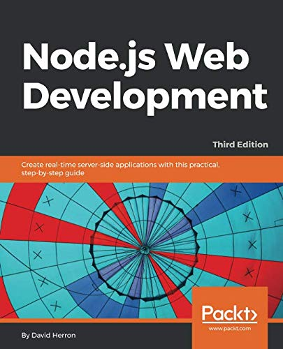 [B.e.s.t] Node.js Web Development: Create real-time server-side applications with this practical, step-by-step EPUB