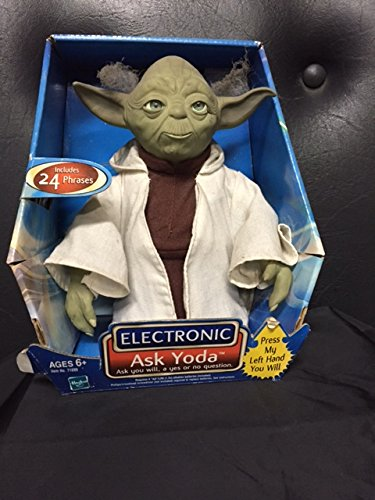 Electronic Ask Yoda Star Wars Toy
