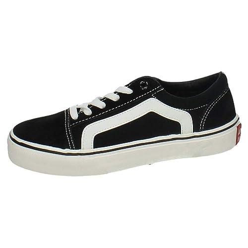 18aee0c24fd ZAPATOP AW0228-01 Lonas Negras Andy Z Mujer Zapatillas Negro 37: Amazon.es:  Zapatos y complementos
