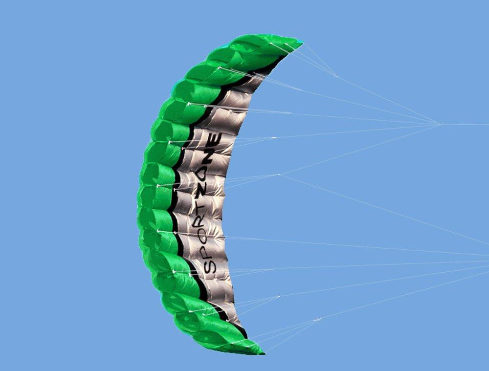 Huya Force 2.5m Dual Line Stunt Zweileiner Sport Drachen