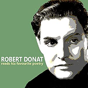 Robert Donat Reads His Favourite Poetry Audiobook