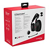 HyperX Cloud Flight - Wireless Gaming Headset, with