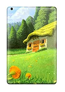 Forever Collectibles Scenery Drawing Hard Snap-on Ipad Mini Cases