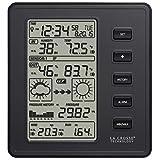 La Crosse Technology 308-2316 Professional Weather Station, Black