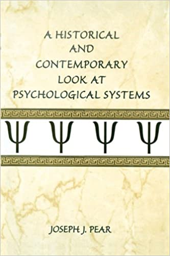 Book A Historical and Contemporary Look at Psychological Systems