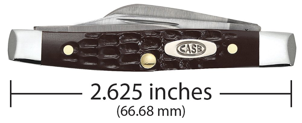 Case Small Brown Stockman Pocket Knife by Case (Image #2)